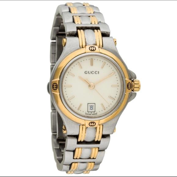 7c74b519a8a Gucci Accessories - Authentic Gucci 9040m Watch